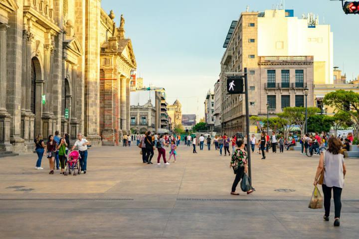 Llegarás a una ciudad preciosa gracias a la ruta Puebla-Guadalajara Foto Roman Lopez
