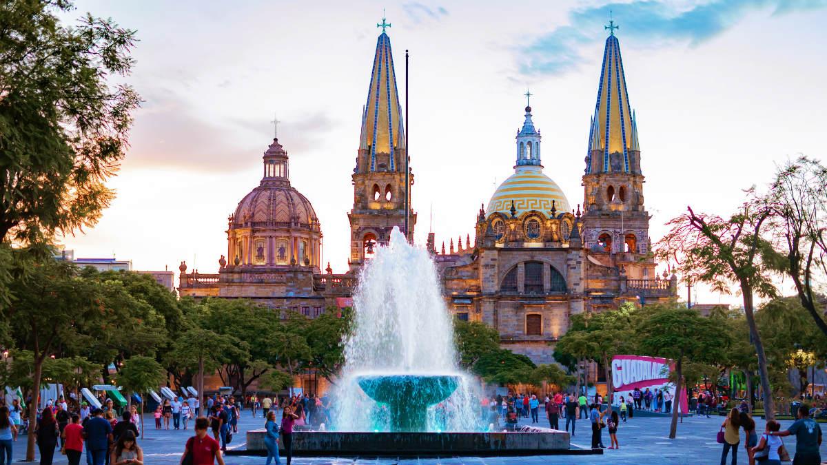 Ruta Puebla Guadalajara con Volaris Foto Roman Lopez