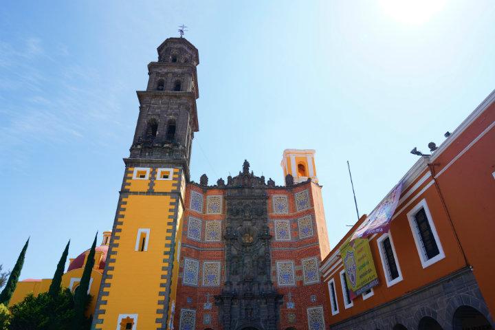Sus Iglesias y edificios traen al presente una época que no nos tocó vivir, por ejemplo, el Templo Conventual de San Francisco Foto Jose G Ortega Castro