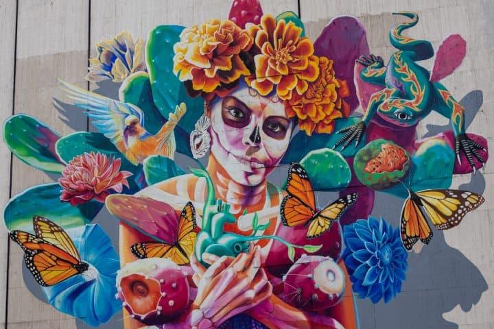 """""""Mural"""