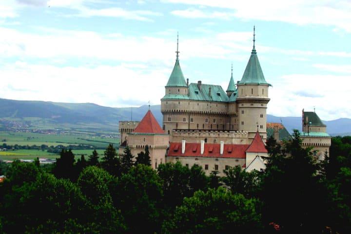 Castillo de Bojnice. Foto: Espiritu viajero.