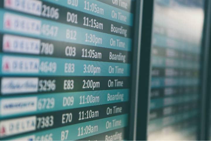 Aeropuerto Foto Pixabay