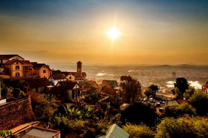 Antananarivo, una joya en medio de una isla by Dennis Van de Walter