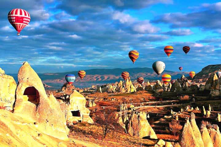 Capadocia Viajes Monllar