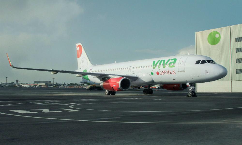 Flota de Vive Aerobus Foto AeroLatinNews