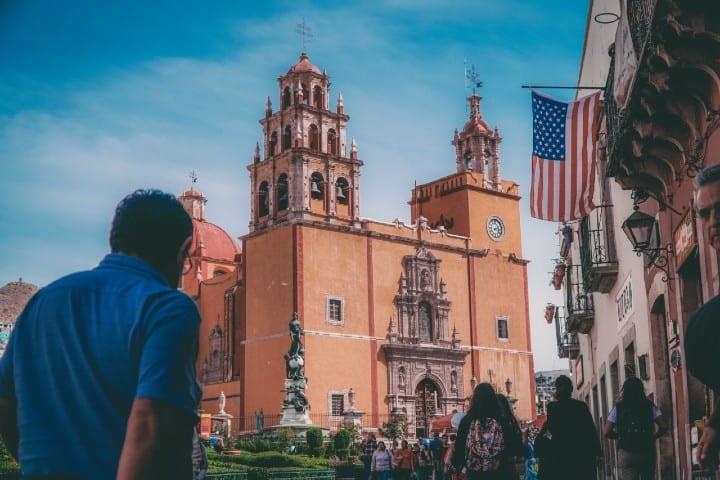 mexico (1) Ruta México Denver Con Volaris