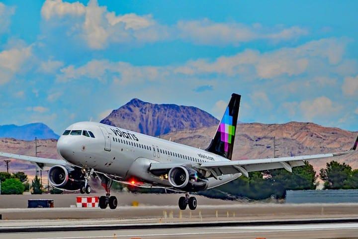 Volaris. Foto: Tomás Del Coro