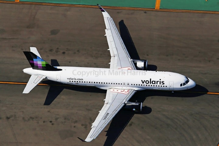 Volaris. Foto: Mark Harris