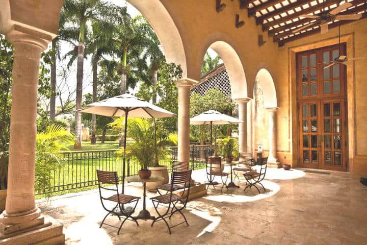 Hacienda Xcanatún. Foto: Hacienda Xcantún.