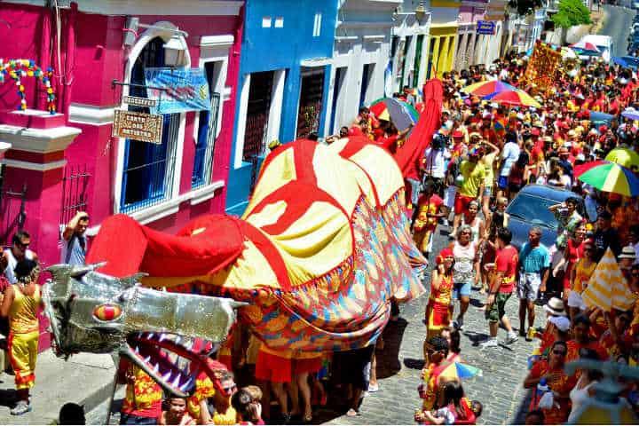 Carnaval de Recife y Olinda Foto Jan Ribeiro