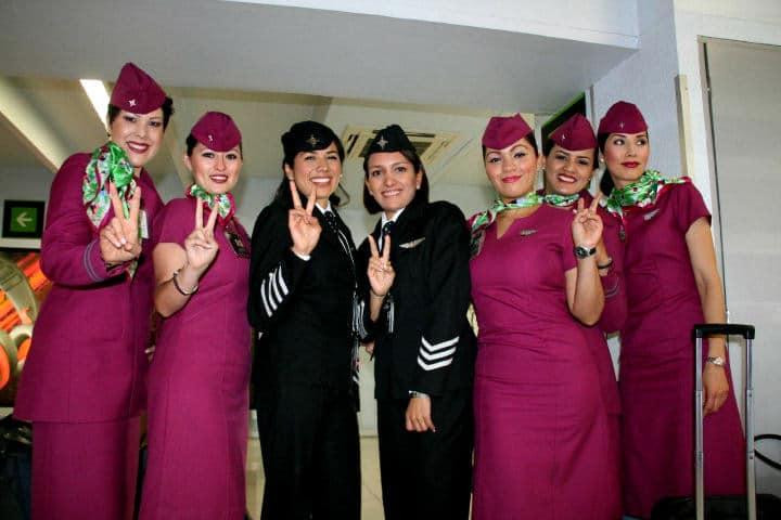 La fuerza laboral de Volaris, se esfuerza por darte una experiencia extraordinaria y de calidad transponder 1200