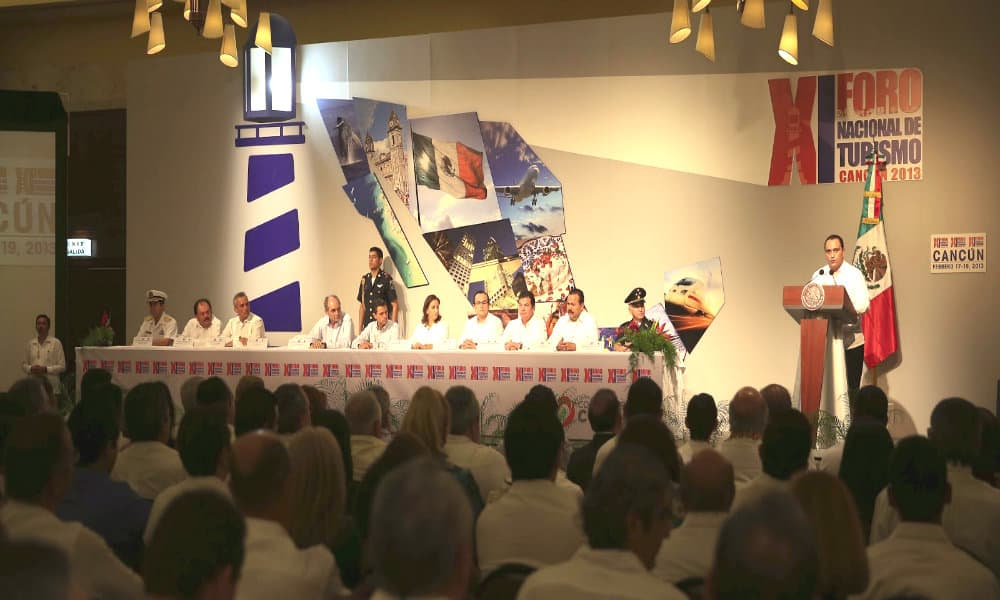 XI foro nacional turismo Mary Rivero Canlunlivetv