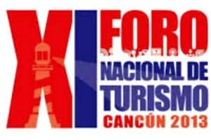 xi foro nacional turismo cancun 2013 Rocio Mena