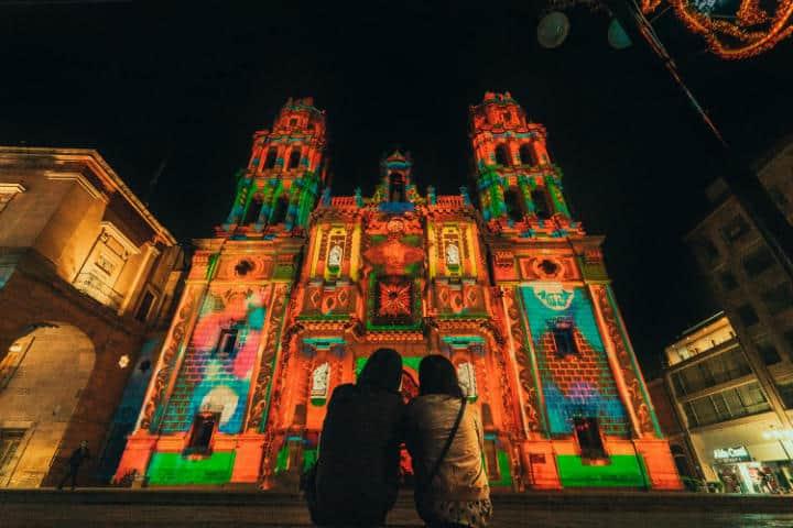 Fiesta de la Luz Foto Visita San Luis Potosí