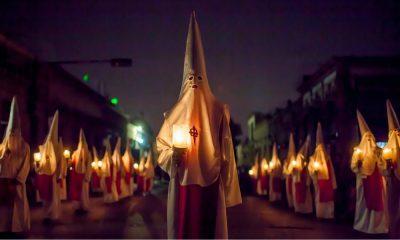 Procesión del silencio SLP Foto Así es mi México
