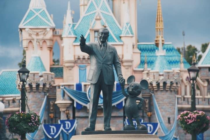 Disneyland. Foto: Romeo A