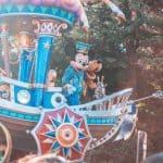 Parque de diversiones Disney Shangai