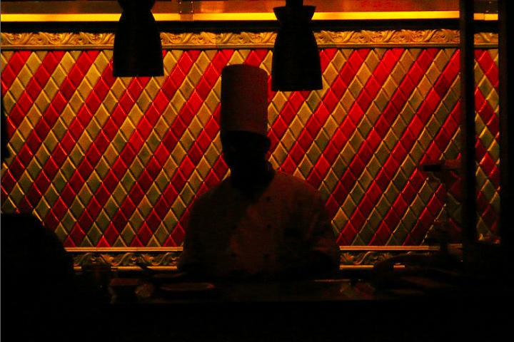 Los chefs en La Chimenea demostrarán su técnica y talento Foto Kate Boydell