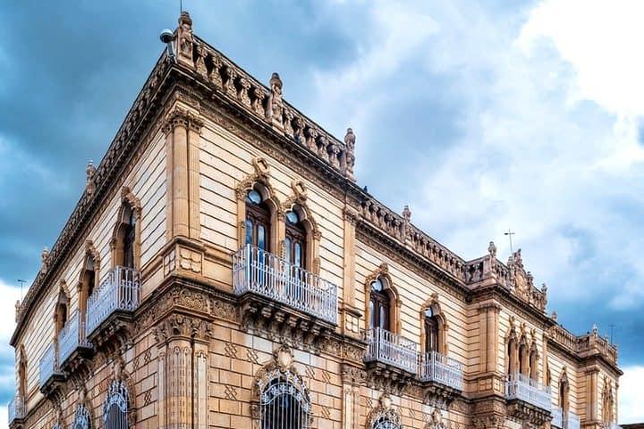 Palacio Alvarado Parral Chihuahua. Foto: Eduardo Coria