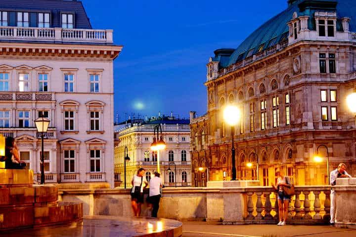 Viena la mejor ciudad para vivir Magnet xataka