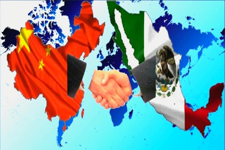 Comercio entre México y China buenas noticias