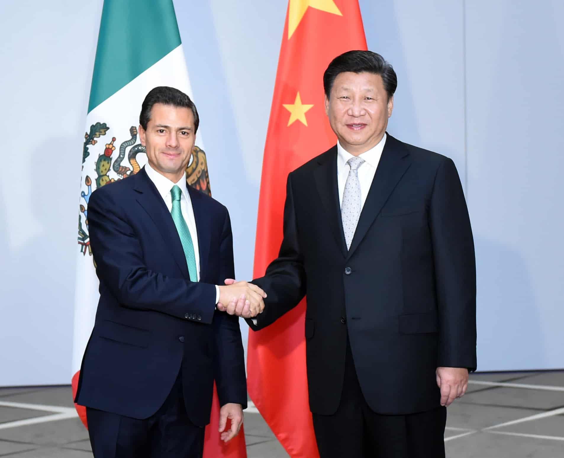 (1)TURQUIA-ANTALYA-CHINA-MEXICO-POLITICA-XI JINPING