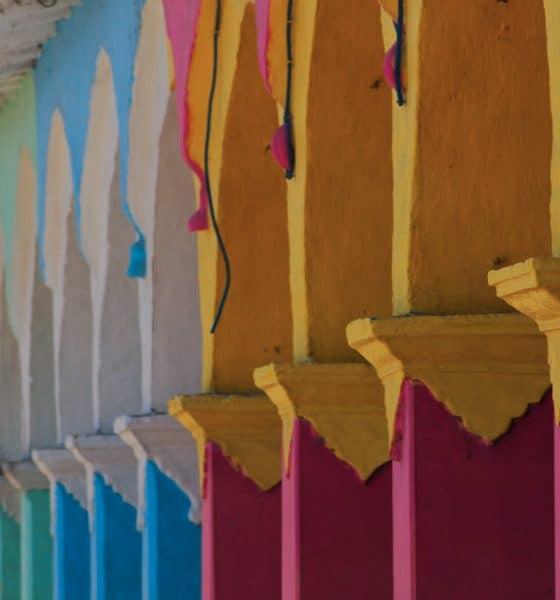 Colores en los Pueblos Mágicos Foto júbilo haku