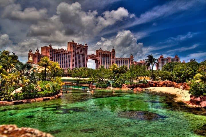 Hotel Atlantis Bahamas Ganadores de la FITA