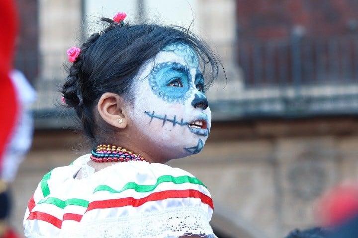 niña méxico. Foto: Daniel4villamil Concurso Nacional de Cultura Turística Infantil
