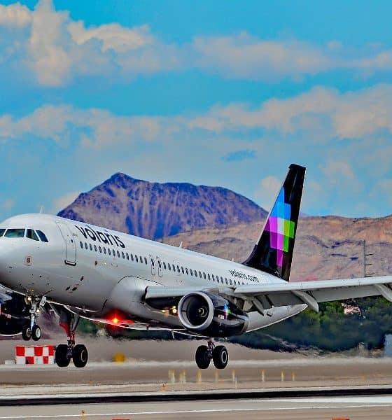 XA-VLN Volaris 2016 Airbus A320-233 - cn 6948: Foto: Tomás Del Coro