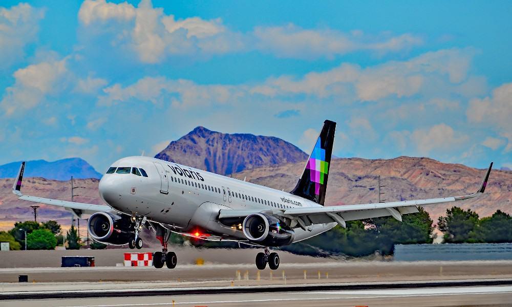 XA-VLN Volaris 2016 Airbus A320-233 – cn 6948: Foto: Tomás Del Coro