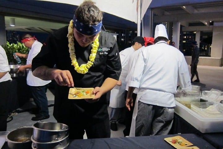 chef Ippy Aiona. Foto: M J C