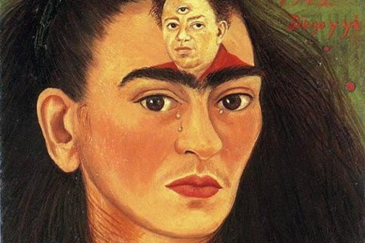 Exposición Frida y Diego en París