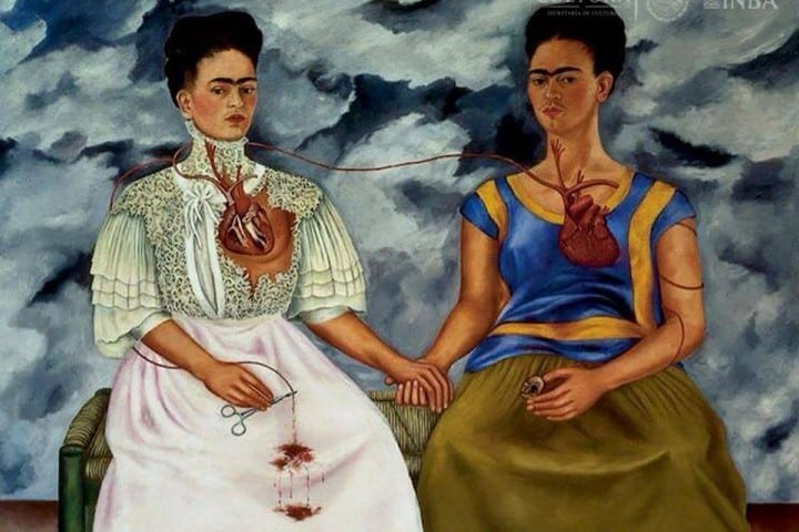 frida kahlo y diego rivera (6) Foto: Instituto Nacional de Bellas Artes