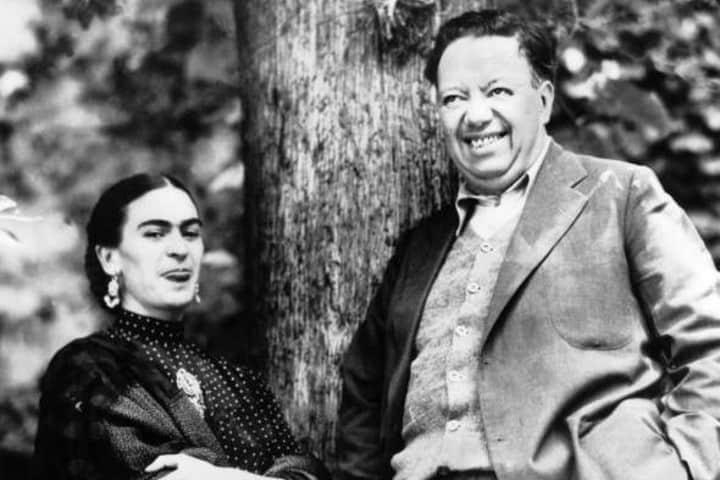 frida kahlo y diego rivera (7). Foto: Eventos Milura