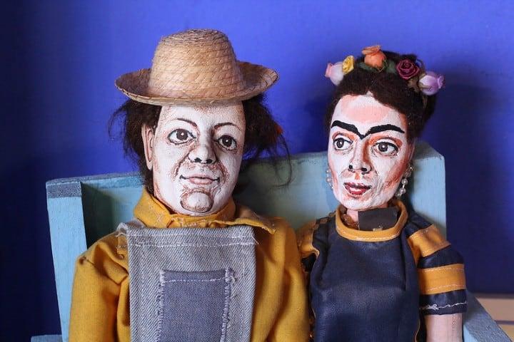 frida kahlo y diego rivera (8). Foto: Manuel Jesus Orbegozo