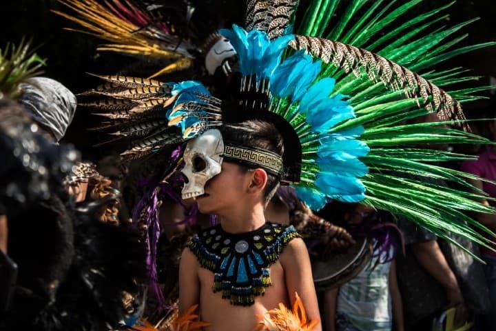 mayas. Foto: Daniel Silva Gaxiola