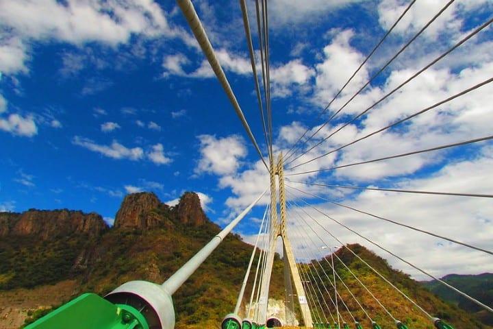 puente baluarte (12). Foto: Viajes y Paisajes Vida
