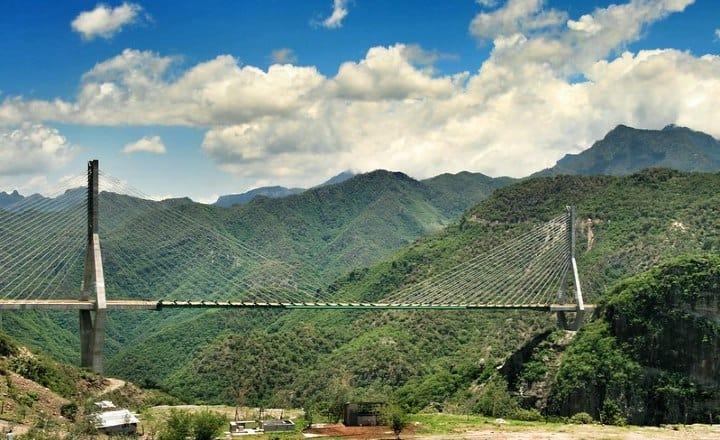 Autopista Mazatlán Durango. Foto: José Luis Cantú