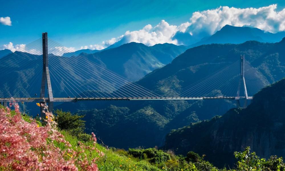 Puente Baluarte. Foto: Francisco Gonzalez