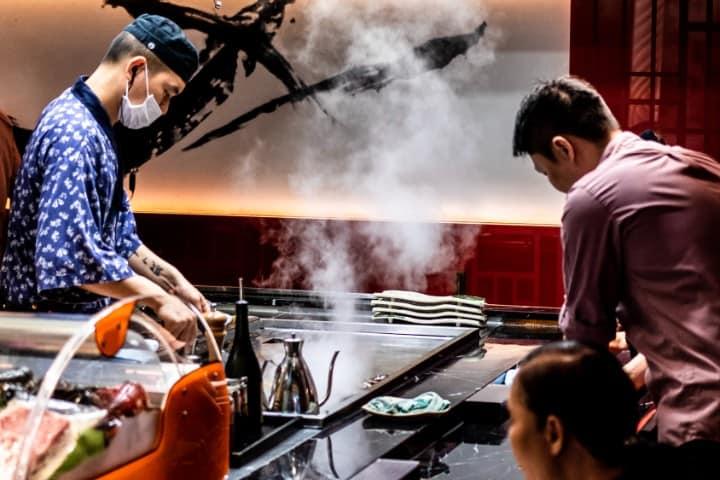 Comida China. Foto: Hiurich Granja