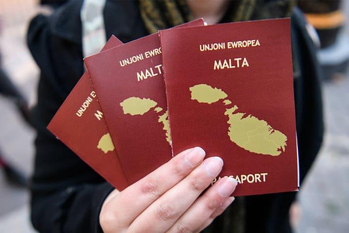 Maltese passports Teller Report