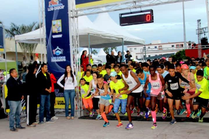 Medio Maratónn Los Cabos Maria del Rayo para El Mundo Digital