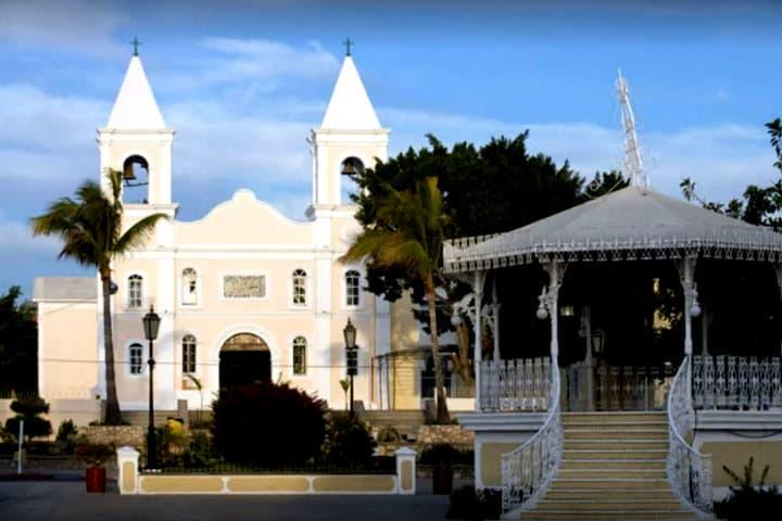 Plaza Mijares el corazón de San José del Cabo Foto INSTITUTO SUDCALIFORNIANO DE CULTURA Gobierno de Baja California del Sur