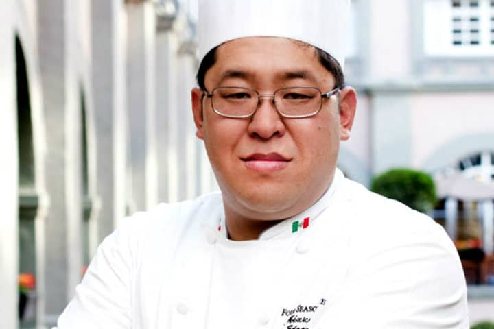 Edgar Kano, chef ejecutivo de Four Seasons.