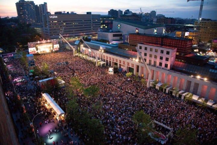 Festival Les Francofolies de Montréal FotoTourisme Montréal