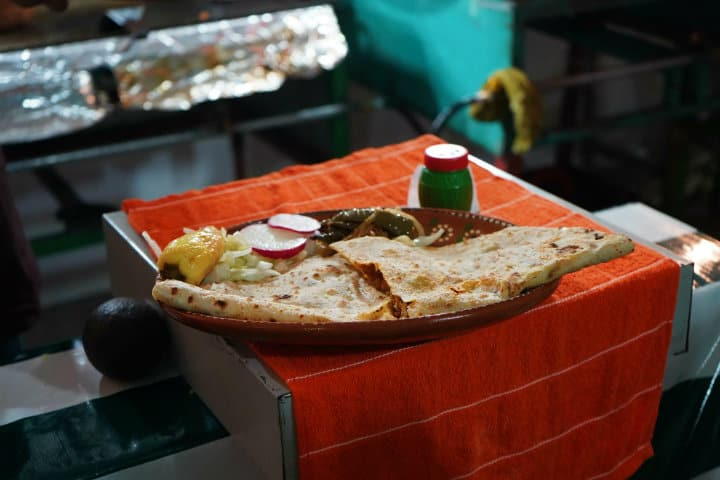Depende de tu antojo, podrás probar diferentes platillos típicos de la gastronomía mexicana Foto Feria Nacional Gómez Palacio