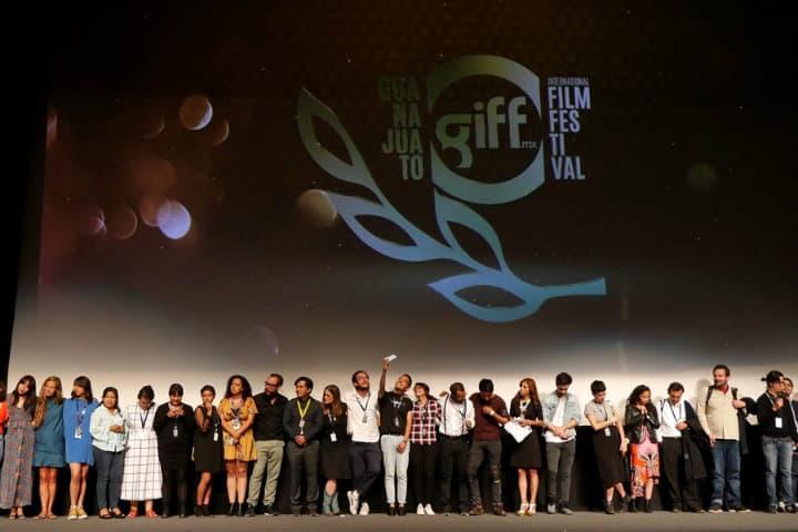 Ganadores del GIFF 2019 Foto Empire