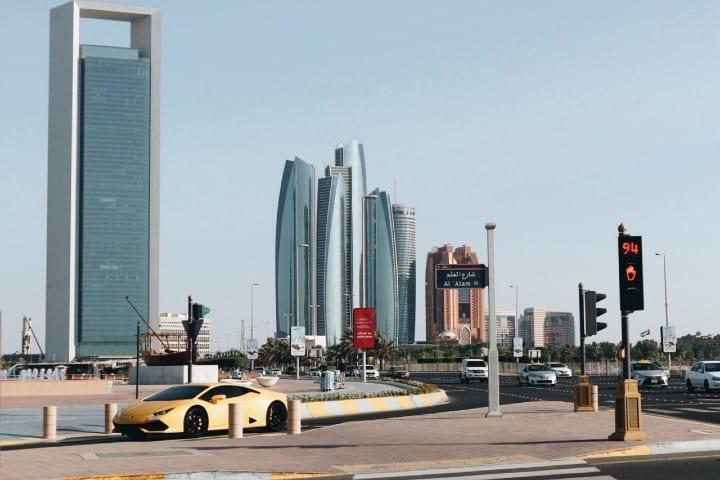 Abu Dhabi. Foto: Zalfa Imani