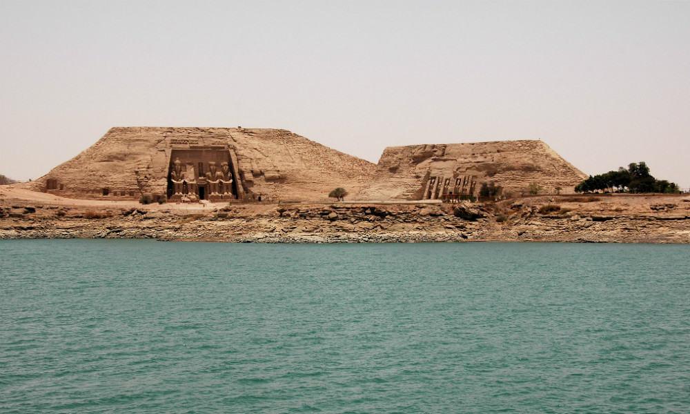 Abu Simbel Foto Rita Willaert